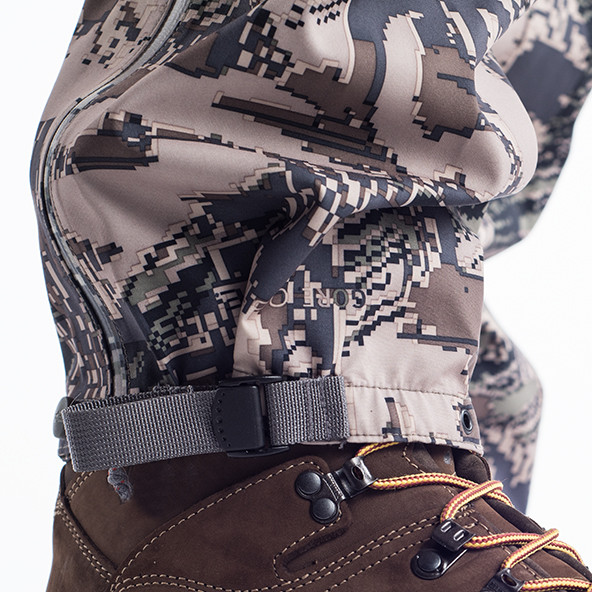 Sitka Stormfront pants in Open Country
