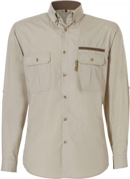 ROVINCE Zeckenschutzhemd Desert Herren