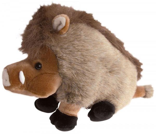 AKAH Plüschtier Wildschwein Willi