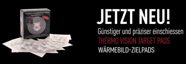 Wärmepads zum Einschießen von Wärmebildgeräten