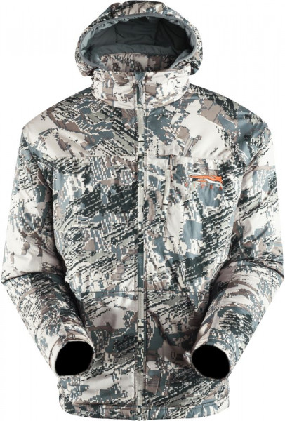SITKA Kelvin Lite Hoody in Open Country