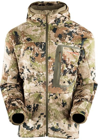 SITKA Traverse Cold Weather Hoody in Subalpine
