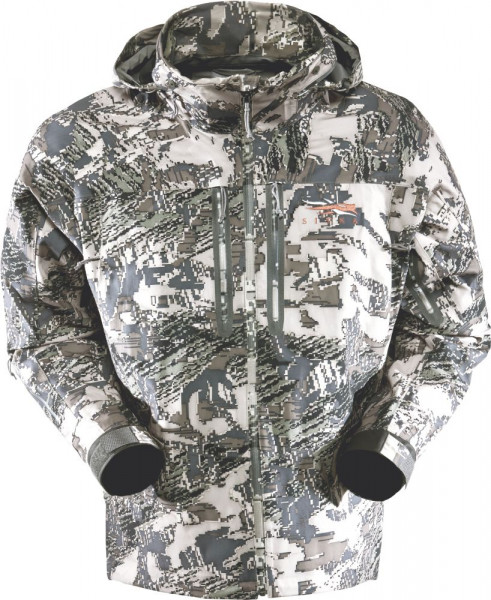 Sitka Stormfront Jacke in Open Country