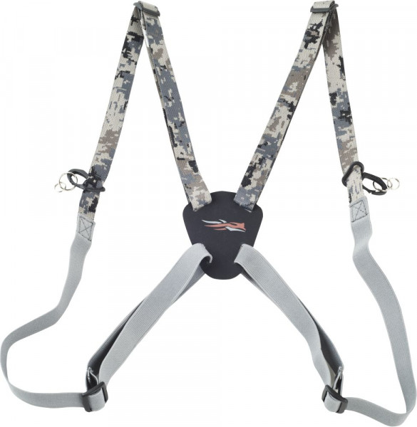 SITKA GEAR Bino Harness in OPTIFADE Open Country