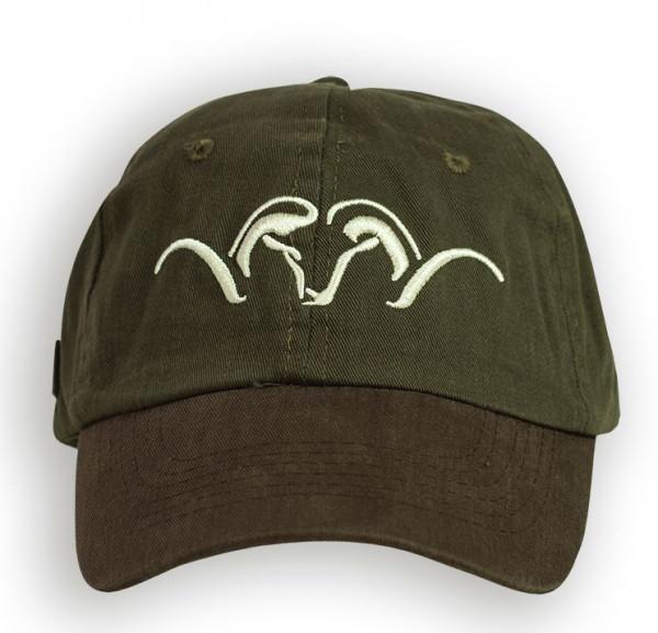 BLASER Cap Image in grün/braun