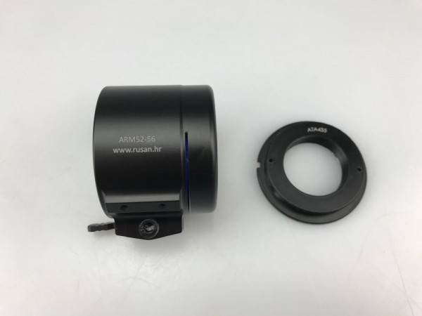 RUSAN Q-R Adapter und Reduzierring für GUIDE TA435