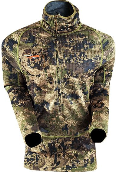 SITKA Core Heavyweight Hoody in Ground Forest