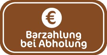Zahlungsart Bar