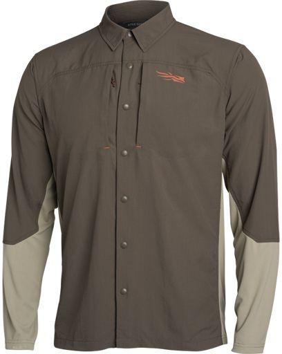SITKA Scouting Hemd in bark Gesamtansicht