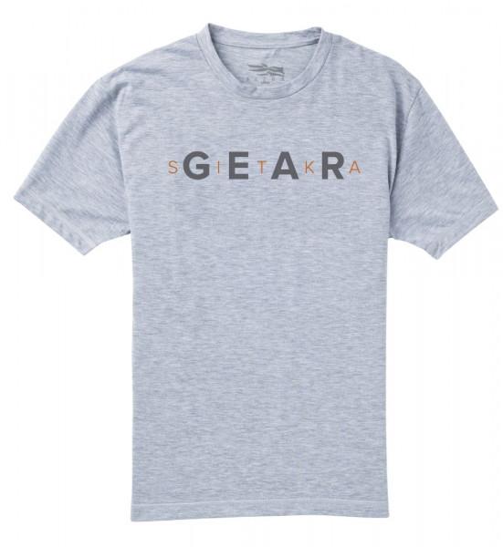 SITKA T-Shirt Heather Grey