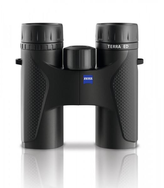 ZEISS Terra ED 10x32 schwarz Front